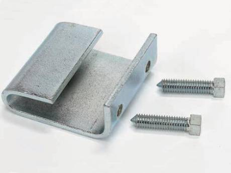 O-Grip safety grating mid support clips increase load carrying abilities.